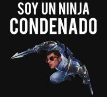 Ninja Condenado / Zed by guille24valles