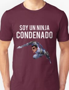Ninja Condenado / Zed T-Shirt