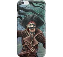 Pirate's Graveyard iPhone Case/Skin