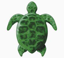 Green Sea Turtle by BailoutIsland