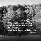 Psalm 24 Earth is the Lord's by Kimberose