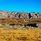 Amargosa Range by Charles Dobbs Photography