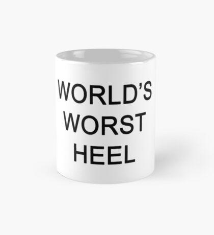 World's Worst Heel Mug