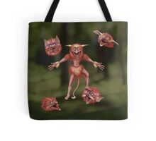 Get Down with the Wild Gang Tote Bag