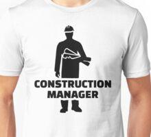 Construction manager Unisex T-Shirt