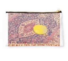 It really tied the room together Studio Pouch