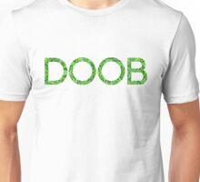Weed leaf background Unisex T-Shirt
