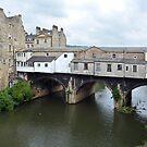 Bath - Somerset - England by Arie Koene