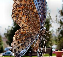 Tinkling Butterfly by Keala
