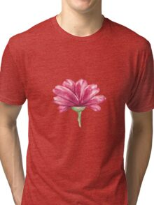 wild flower Tri-blend T-Shirt