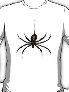 Artistic black widow spider ipad case T-Shirt