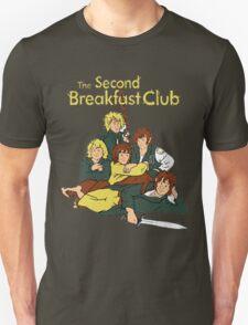 Second Breakfast Unisex T-Shirt