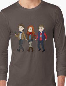 Come along Ponds! Long Sleeve T-Shirt