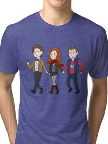 Come along Ponds! Tri-blend T-Shirt