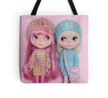 The pastel girls Tote Bag