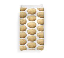 Potato Duvet Cover