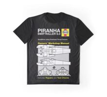 Haynes Manual - Piranha Swiftkiller 6.0 - T-shirt Graphic T-Shirt