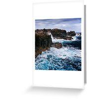 Ocean Power Greeting Card