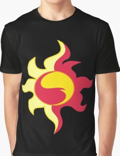 My little Pony - Sunset Shimmer Cutie Mark V2 Graphic T-Shirt