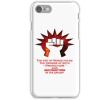 Boros Legion, in Space! iPhone Case/Skin