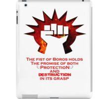 Boros Legion, in Space! iPad Case/Skin