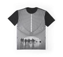 Modern Lobby Graphic T-Shirt