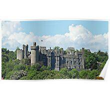 """"""" Arundel Castle"""" Poster"""