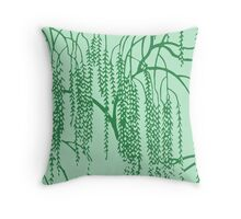 Willow B Throw Pillow