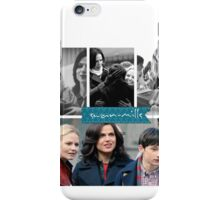 Swan-Mills Family iPhone Case/Skin
