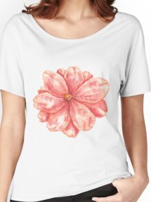 mmm_flower Women's Relaxed Fit T-Shirt