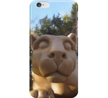 Nittany Nose iPhone Case/Skin