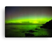 Aurora the Sea Canvas Print