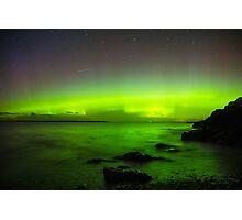 Aurora the Sea Photographic Print