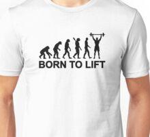 Evolution weightlifting Unisex T-Shirt