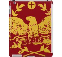 Karia - Roma Flag iPad Case/Skin