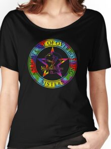 The Sisters Of Mercy - The Worlds End - A slight Case of Over Bombing Women's Relaxed Fit T-Shirt