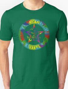 The Sisters Of Mercy - The Worlds End - A slight Case of Over Bombing Unisex T-Shirt