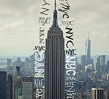 New-York City by isipisi