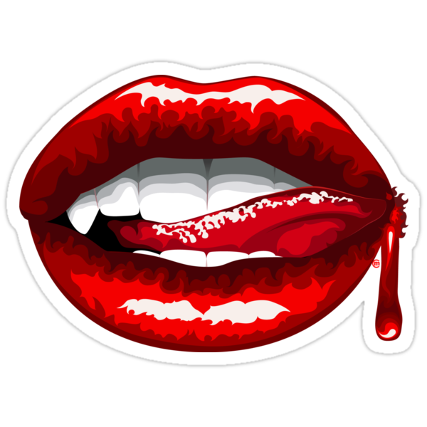 Bloody Bites by _ VectorInk