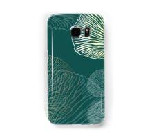 Oyster mushroom  Samsung Galaxy Case/Skin