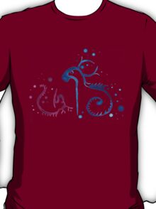 Elemental Spirits - Mother and Child T-Shirt