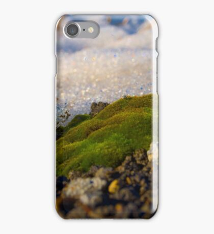 Moss and Snow iPhone Case/Skin