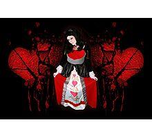 Queen of Hearts/Hertbreaker Photographic Print