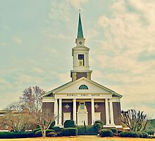 Roswell Street Baptist Church by Scott Mitchell