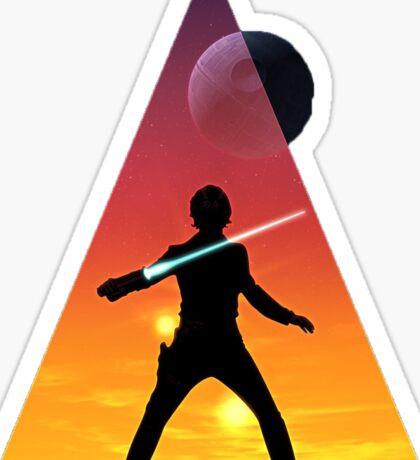 Luke Sticker