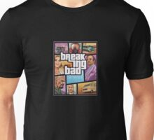 Breaking Bad GTA Unisex T-Shirt