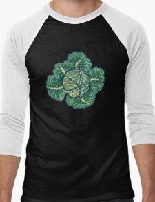 dreaming cabbages Men's Baseball ¾ T-Shirt
