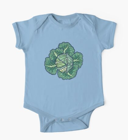 dreaming cabbages One Piece - Short Sleeve