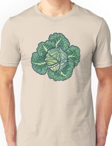 dreaming cabbages Unisex T-Shirt
