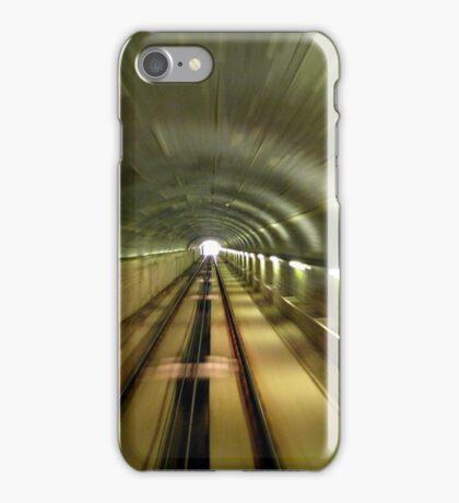 Funicular Tunnel iPhone Case/Skin